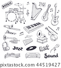 Musical Elements Set 44519427
