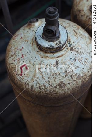 Oxygen cylinder pressure vessel 44522801
