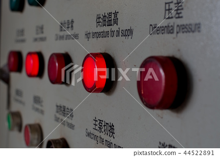 電氣控制箱的控制按鈕 44522891