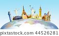 landmark world monument 44526281