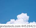雲彩 雲 天空 44526423