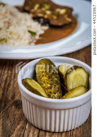 Czech Gherkin traditional sauce 44528967