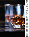 Whisky, whiskey or bourbon 44528970