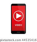 핸드폰, 비디오, 영상 44535416