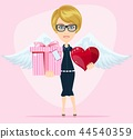 angel, card, cute 44540359