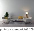 room sofa 3d 44540676