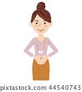 事業女性 商務女性 商界女性 44540743