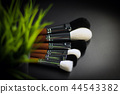 Black and white brushes 44543382