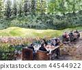 정원, 파티, 테라스 44544922