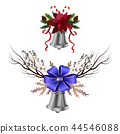 bell xmas ribbon 44546088
