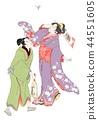 우키요에, 일본 전통화, 목판화 44551605