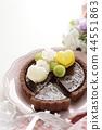 샤인 무스와 초콜릿 타르트 44551863