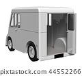送貨車 廂式貨車 汽車 44552266