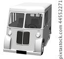 送貨車 廂式貨車 汽車 44552271