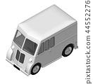 送貨車 廂式貨車 汽車 44552276