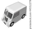 送貨車 廂式貨車 汽車 44552278