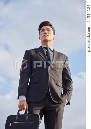 남성, 남자, 비즈니스 44554125