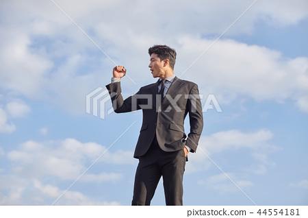 남성, 남자, 비즈니스 44554181