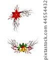 Christmas elements for your designs 44554432