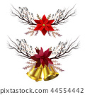 Christmas elements for your designs 44554442