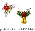 Christmas elements for your designs 44554443
