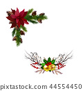 Christmas elements for your designs 44554450