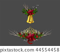 Christmas elements for your designs 44554458