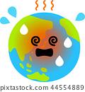 地球儀 土地 土 44554889