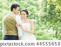 웨딩, 결혼식, 혼례 44555659