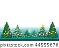 전나무 크리스마스 카드 (녹색) _3 44555676