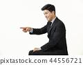 한국인,남자,비지니스,정장 44556721
