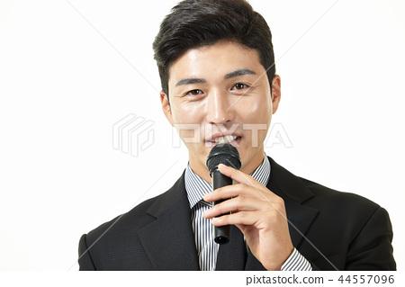 한국인,남자,비지니스,정장 44557096