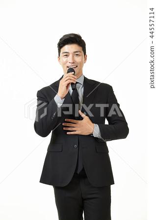 한국인,남자,비지니스,정장 44557114