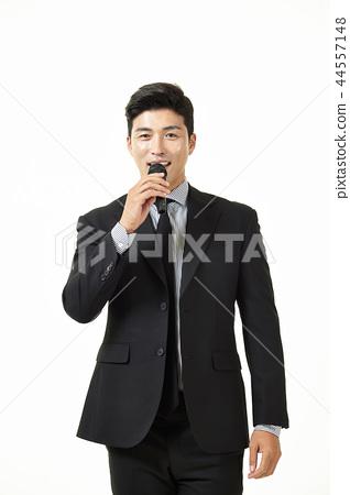한국인,남자,비지니스,정장 44557148