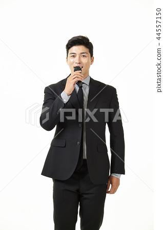 한국인,남자,비지니스,정장 44557150