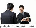 한국인,남자,비지니스,정장 44557440