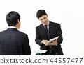 เกาหลี, ผู้ชาย, ธุรกิจ, สูท 44557477