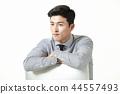 한국인,남자,비지니스,정장 44557493