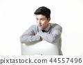 한국인,남자,비지니스,정장 44557496
