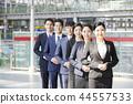 商人,女商人,韓國人 44557533