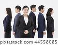 商人,女商人,韓國人 44558085