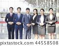 비즈니스맨,비즈니스우먼,한국인 44558508