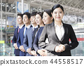 비즈니스맨,비즈니스우먼,한국인 44558517