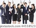 비즈니스맨,비즈니스우먼,한국인 44558523