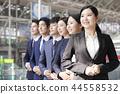 비즈니스맨,비즈니스우먼,한국인 44558532