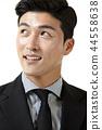 한국인,남자,비지니스,정장 44558638