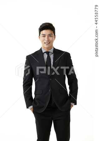 한국인,남자,비지니스,정장 44558779