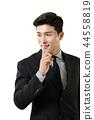 한국인,남자,비지니스,정장 44558819