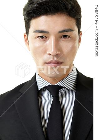 한국인,남자,비지니스,정장 44558841