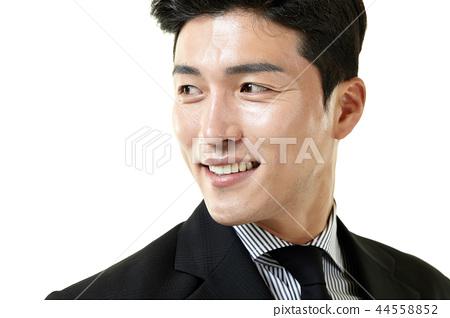 한국인,남자,비지니스,정장 44558852
